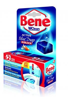 синьо блокче за тоалетно казанче